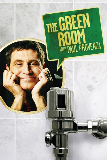Watch The Green Room with Paul Provenza