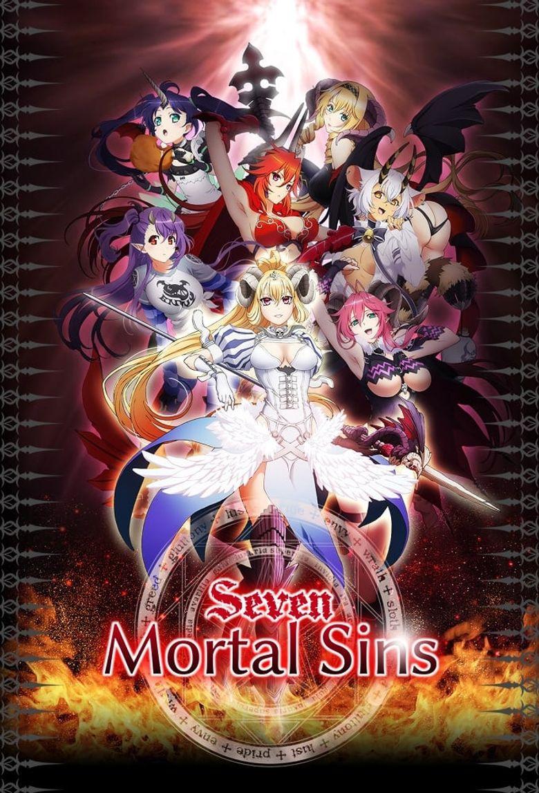 Seven Mortal Sins Poster