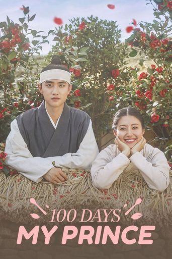100 Days My Prince Poster