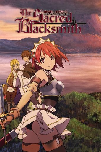 The Sacred Blacksmith Poster