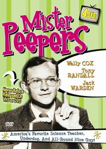 Mister Peepers Poster