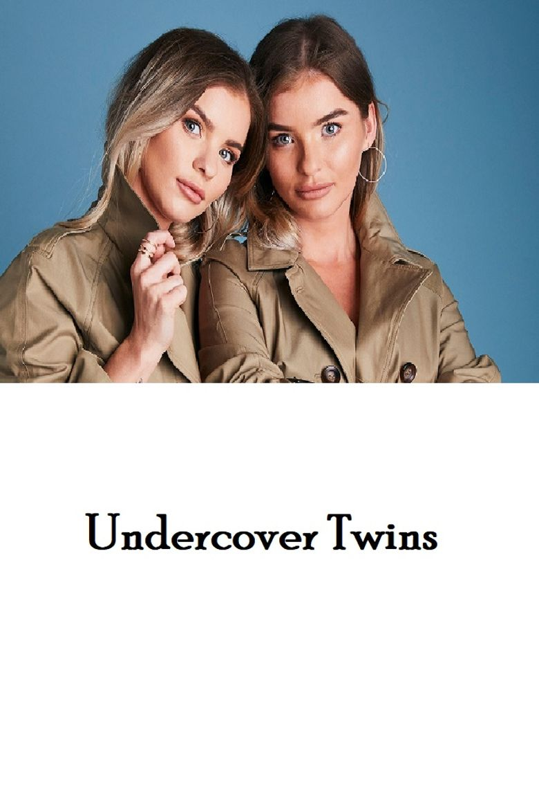 Undercover Twins Poster