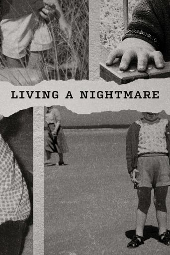 Living a Nightmare Poster