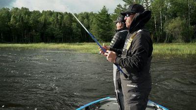 Season 01, Episode 07 Rainy Lake Team Challenge International Falls, MN (Part 1)