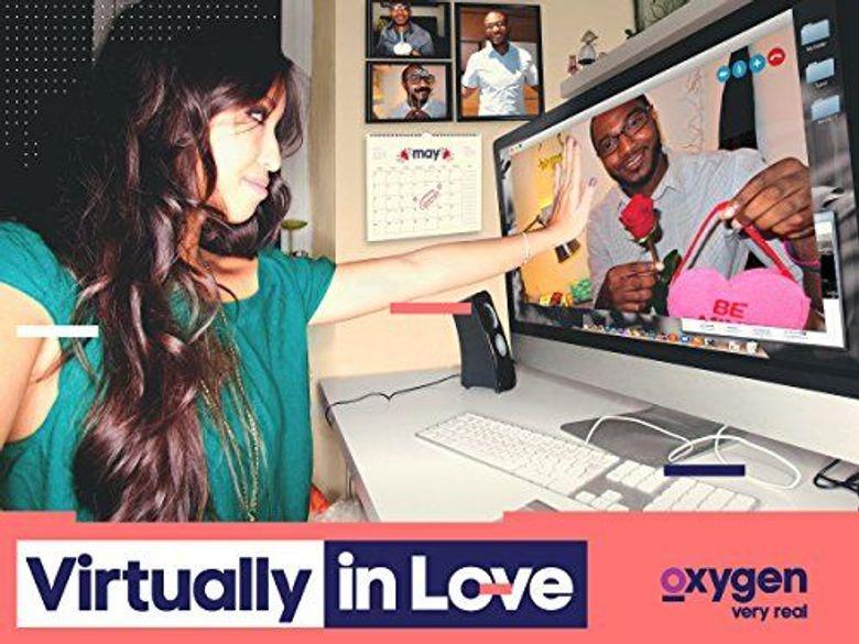 Virtually in Love Poster