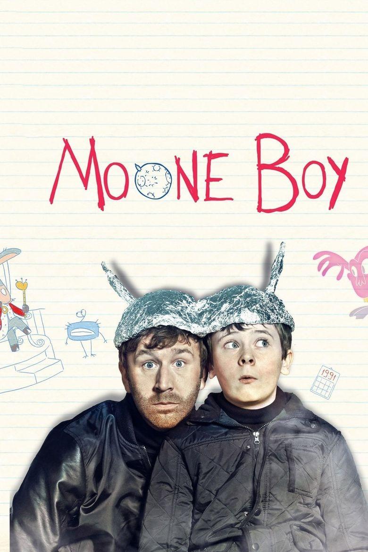 Moone Boy Poster