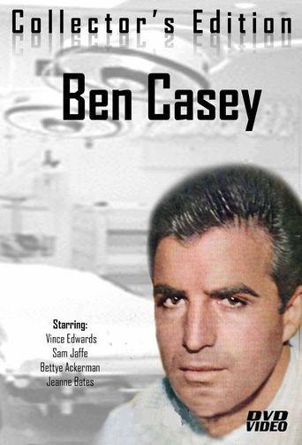 Ben Casey Poster