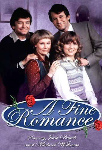 A Fine Romance Poster