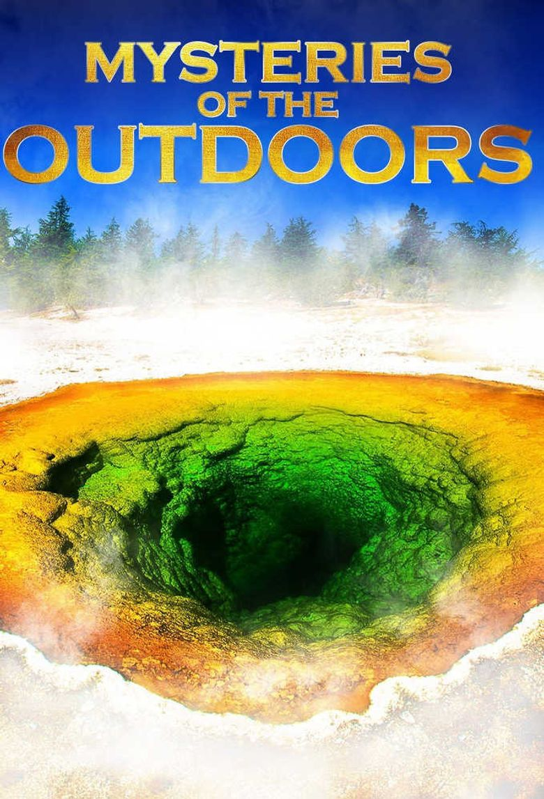 Mysteries of the Outdoors Poster