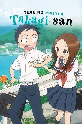 Teasing Master Takagi-san Poster