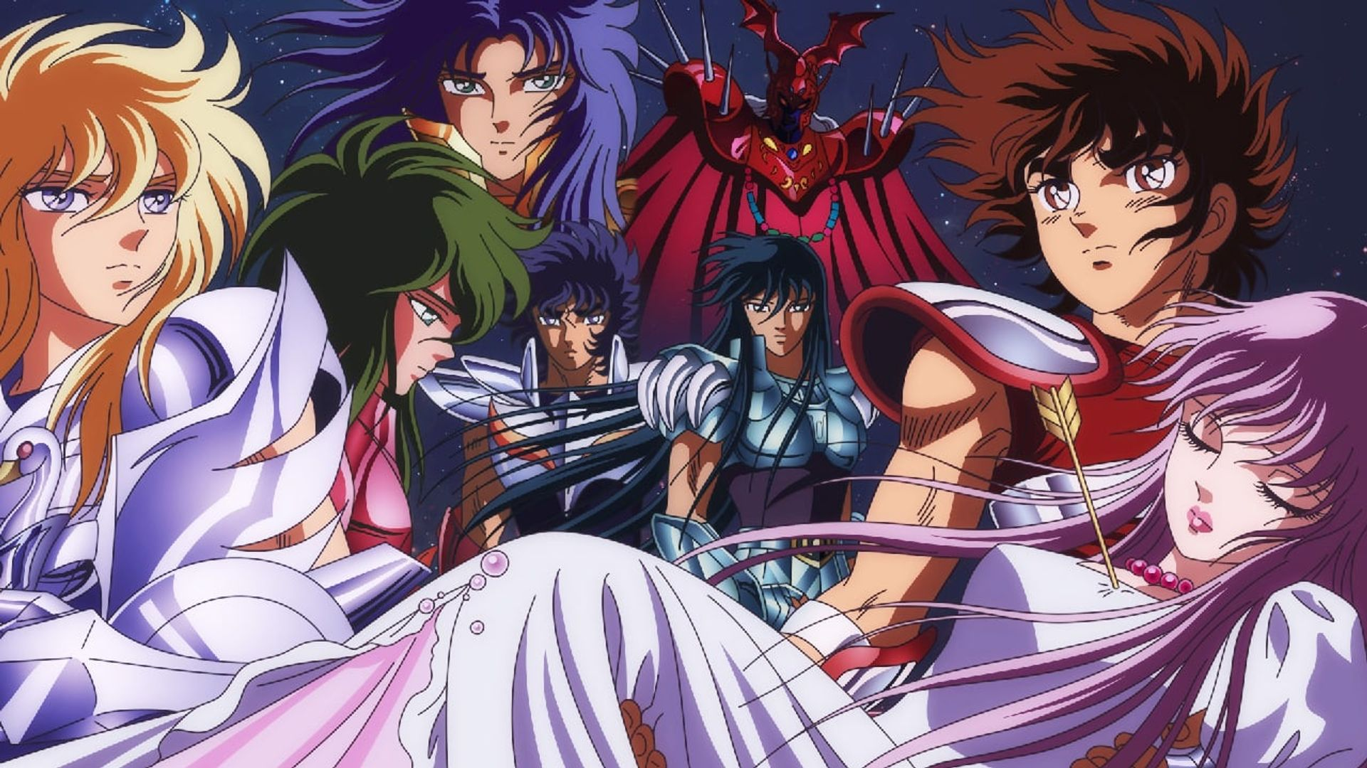 Saint Seiya - Watch Episodes on Netflix, Prime Video, ConTV, and
