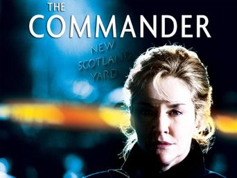 The Commander Poster