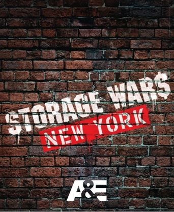 Storage Wars: New York Poster