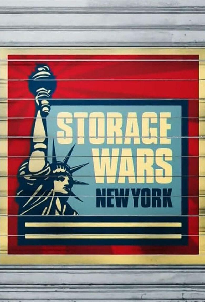 Storage Wars: New York Poster