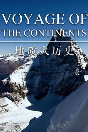 Voyage of the Continents Poster