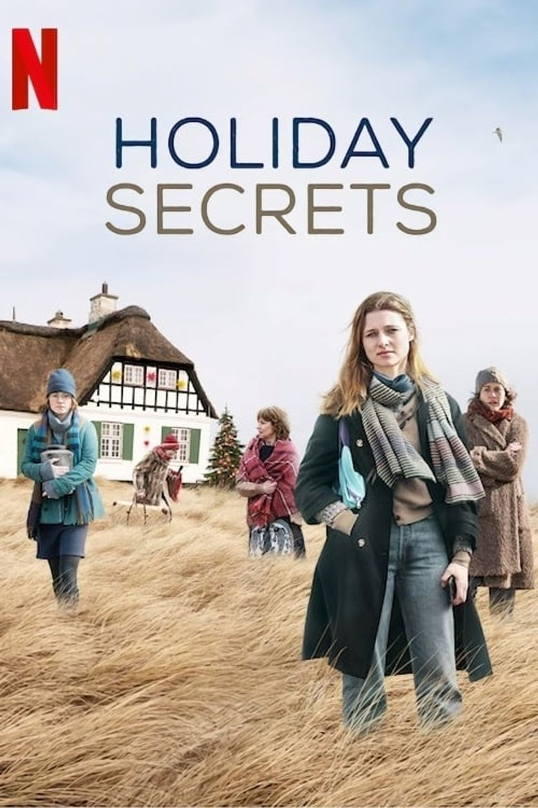Holiday Secrets Poster