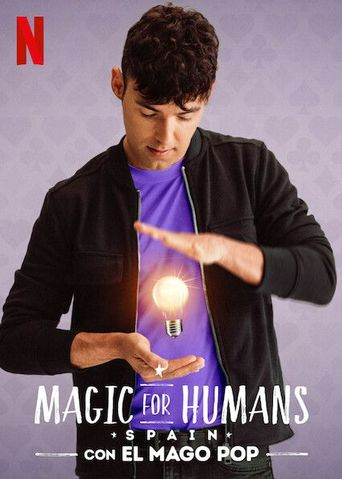 Magic for Humans Spain Poster