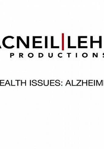 Health Issues: Alzheimer's Poster