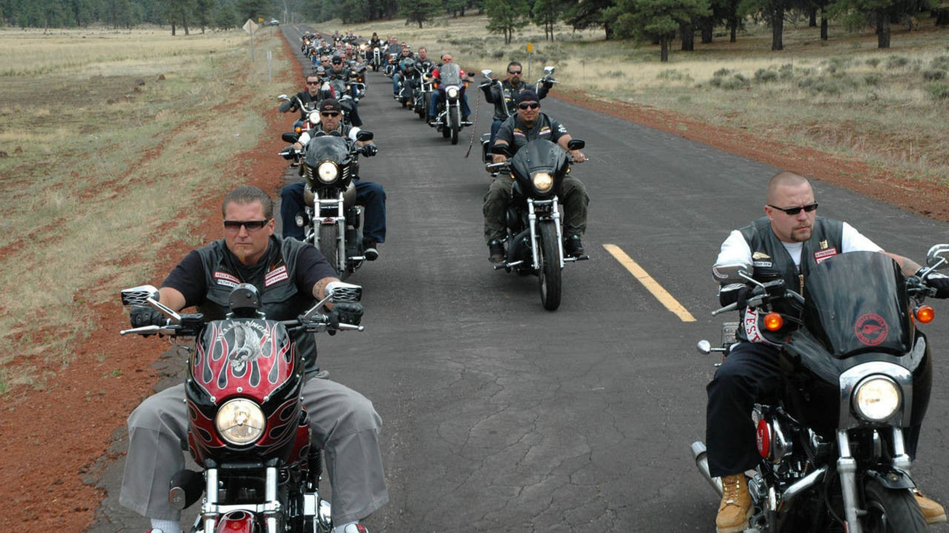 Outlaw Bikers Season 1: Where To Watch Every Episode | Reelgood