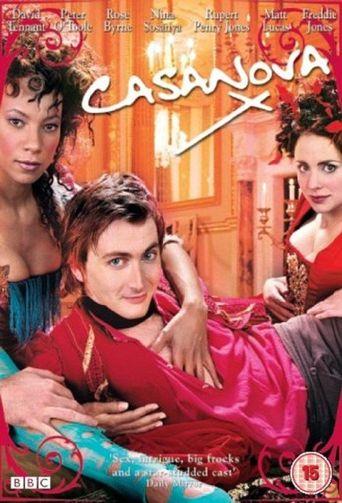 Casanova Poster