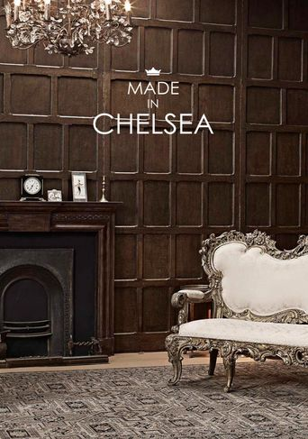 Made in Chelsea NYC Poster
