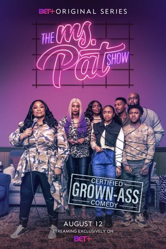 The Ms. Pat Show Poster