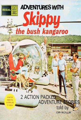 Skippy the Bush Kangaroo Poster