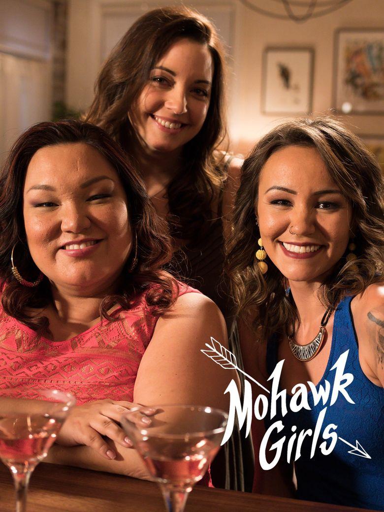 Mohawk Girls Poster