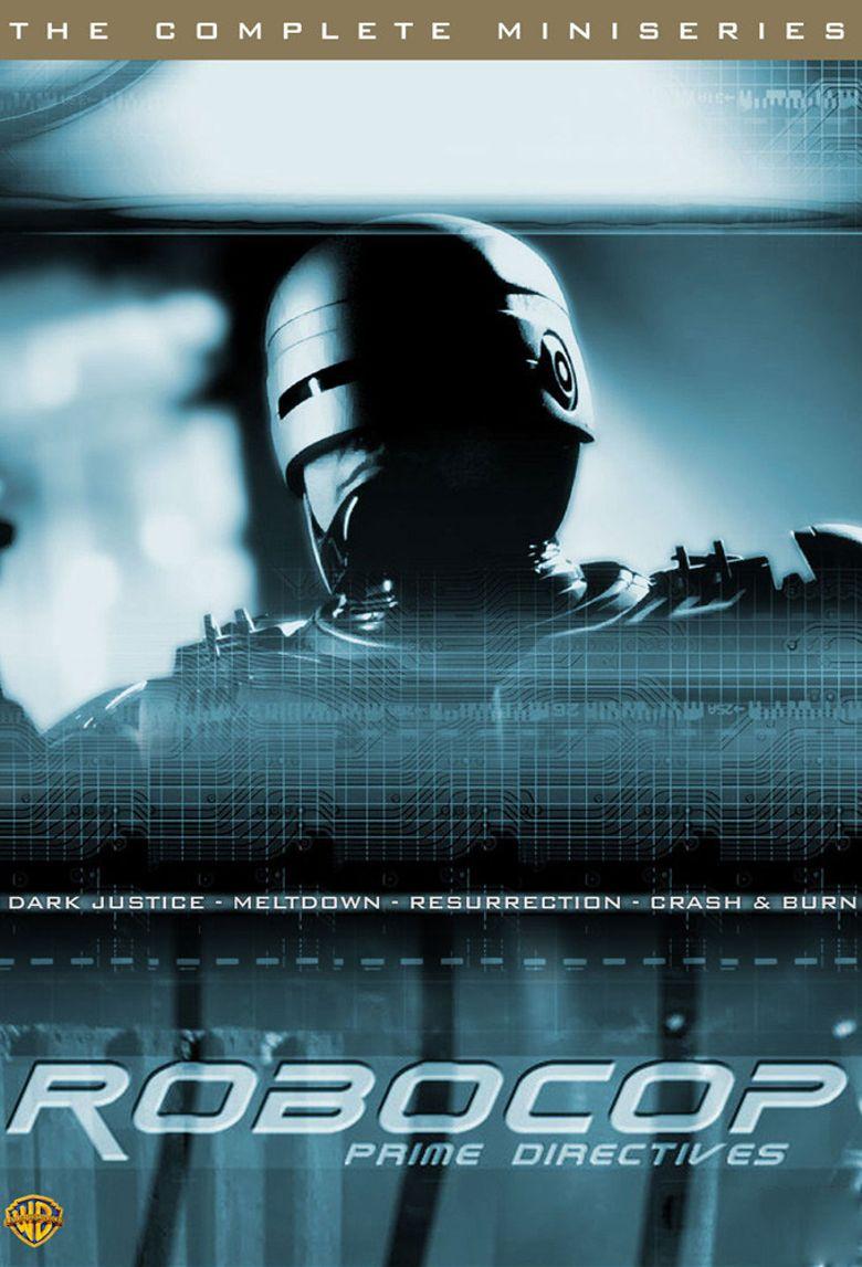 Robocop: Prime Directives Poster