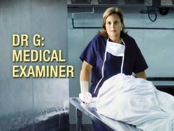 Dr. G: Medical Examiner Poster