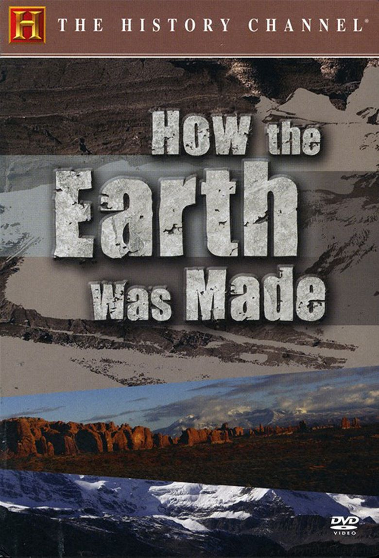 How the Earth Was Made Poster