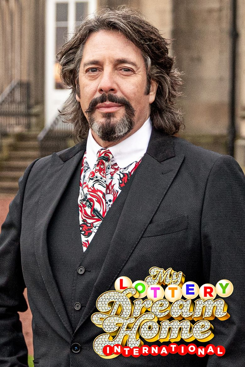 My Lottery Dream Home International Poster