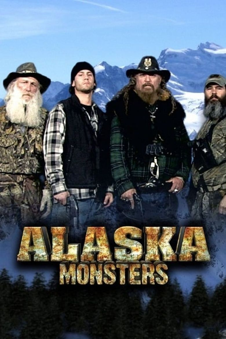 Alaska Monsters Poster
