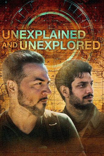 Unexplained and Unexplored Poster