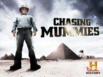 Chasing Mummies Poster