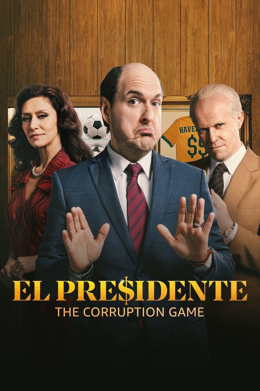 El Presidente Poster