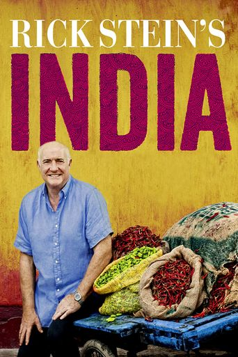 Rick Stein's India Poster
