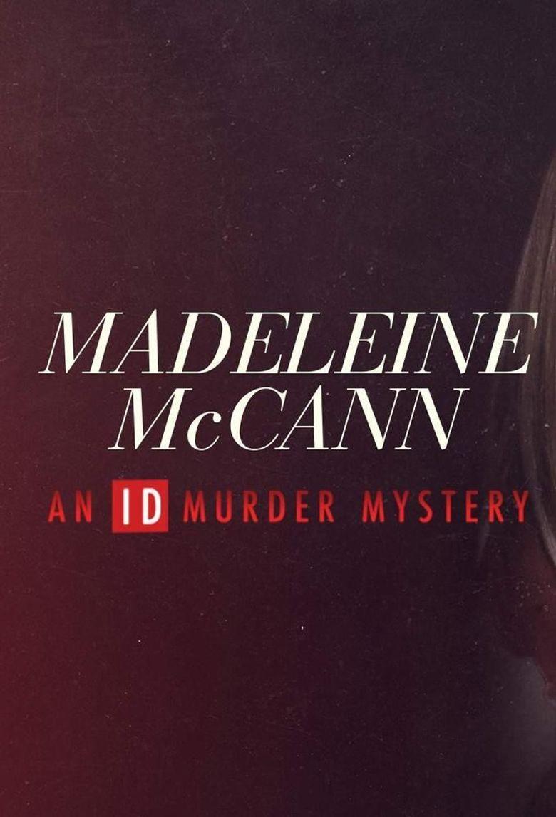 Madeleine McCann: An ID Murder Mystery Poster