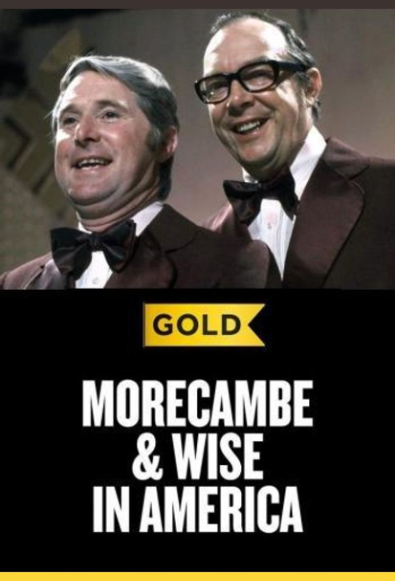 Morecambe & Wise in America Poster