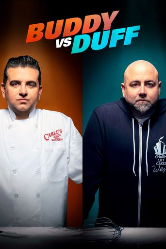 Buddy vs. Duff Poster