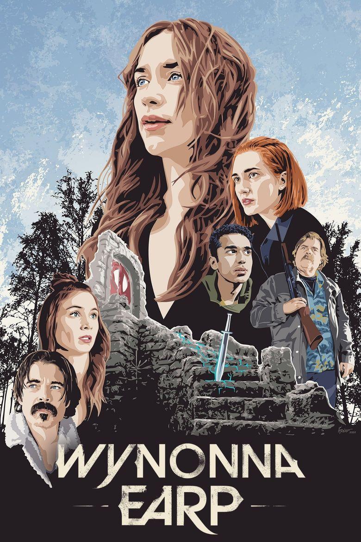 Wynonna Earp Poster