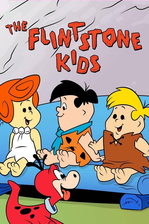 The Flintstone Kids Poster