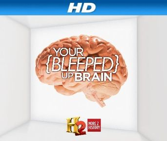 Your Bleeped Up Brain Poster