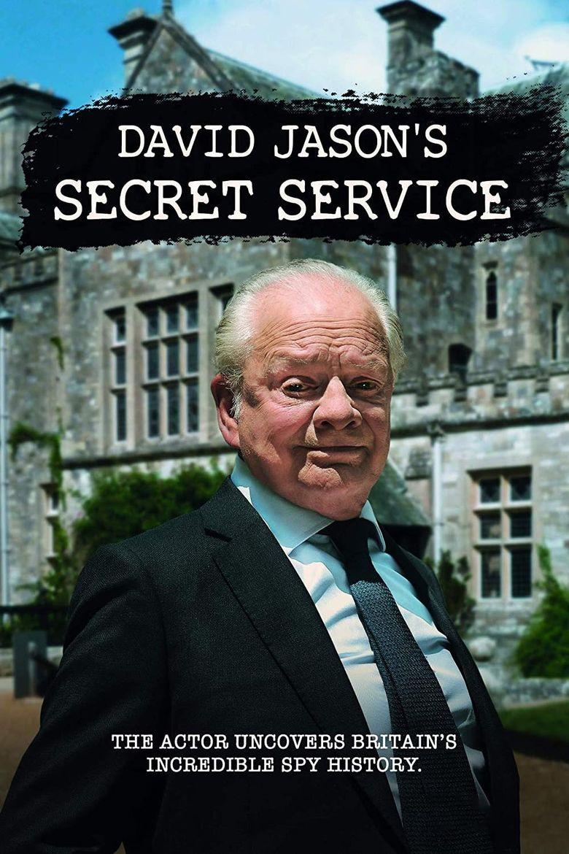 David Jason's Secret Service Poster
