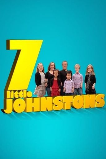 7 Little Johnstons Poster
