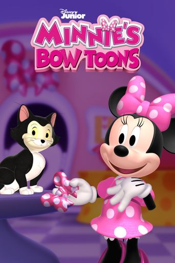 Minnie's Bow-Toons Poster