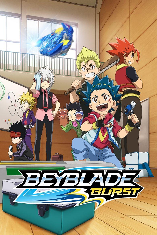 Watch Beyblade Burst