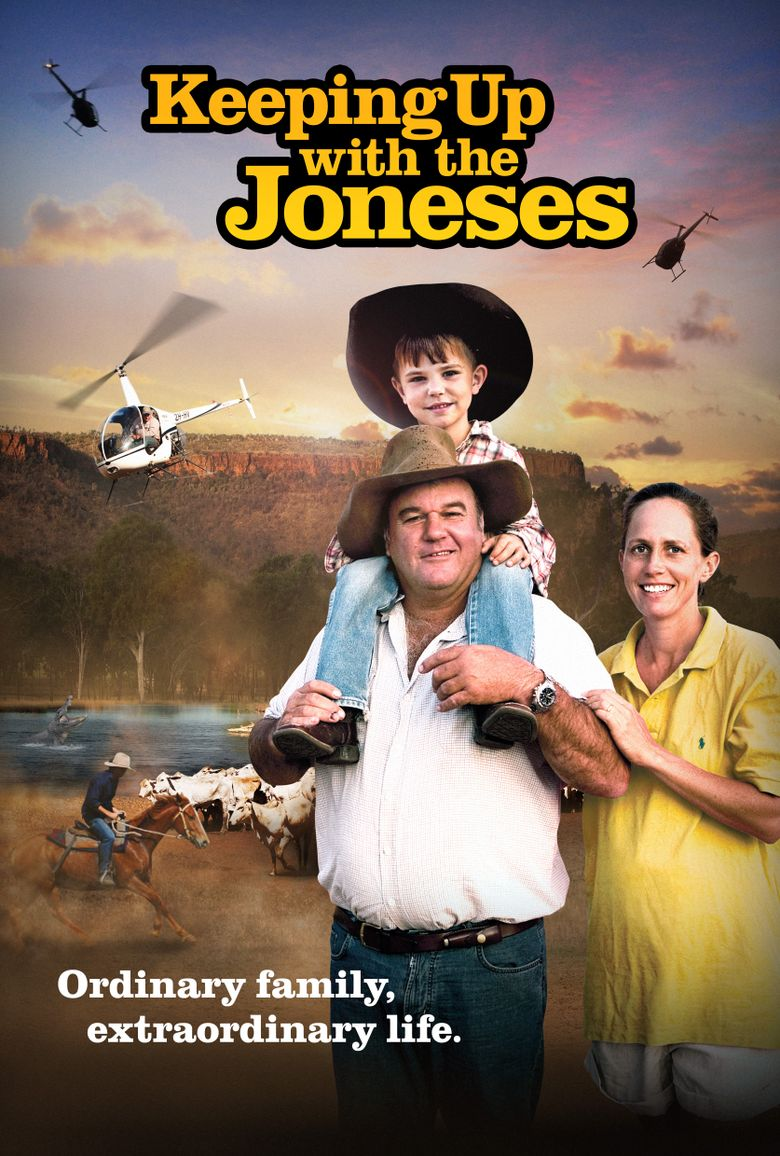Watch Keeping up with the Joneses
