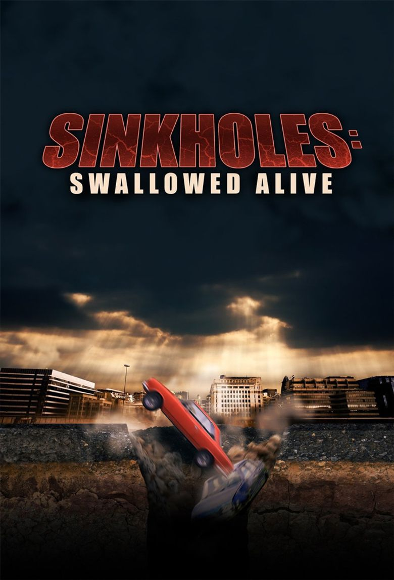 Sinkholes: Swallowed Alive Poster