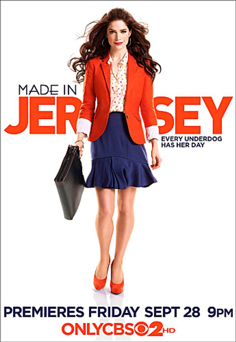 Made in Jersey Poster